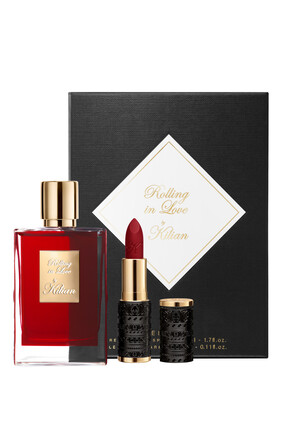 Le Rouge Parfum And Rolling In Love Gift Set