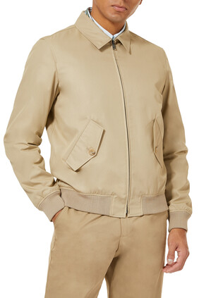 Gaspard Cotton Blend Jacket