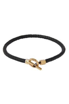 Atlas Leather Bracelet