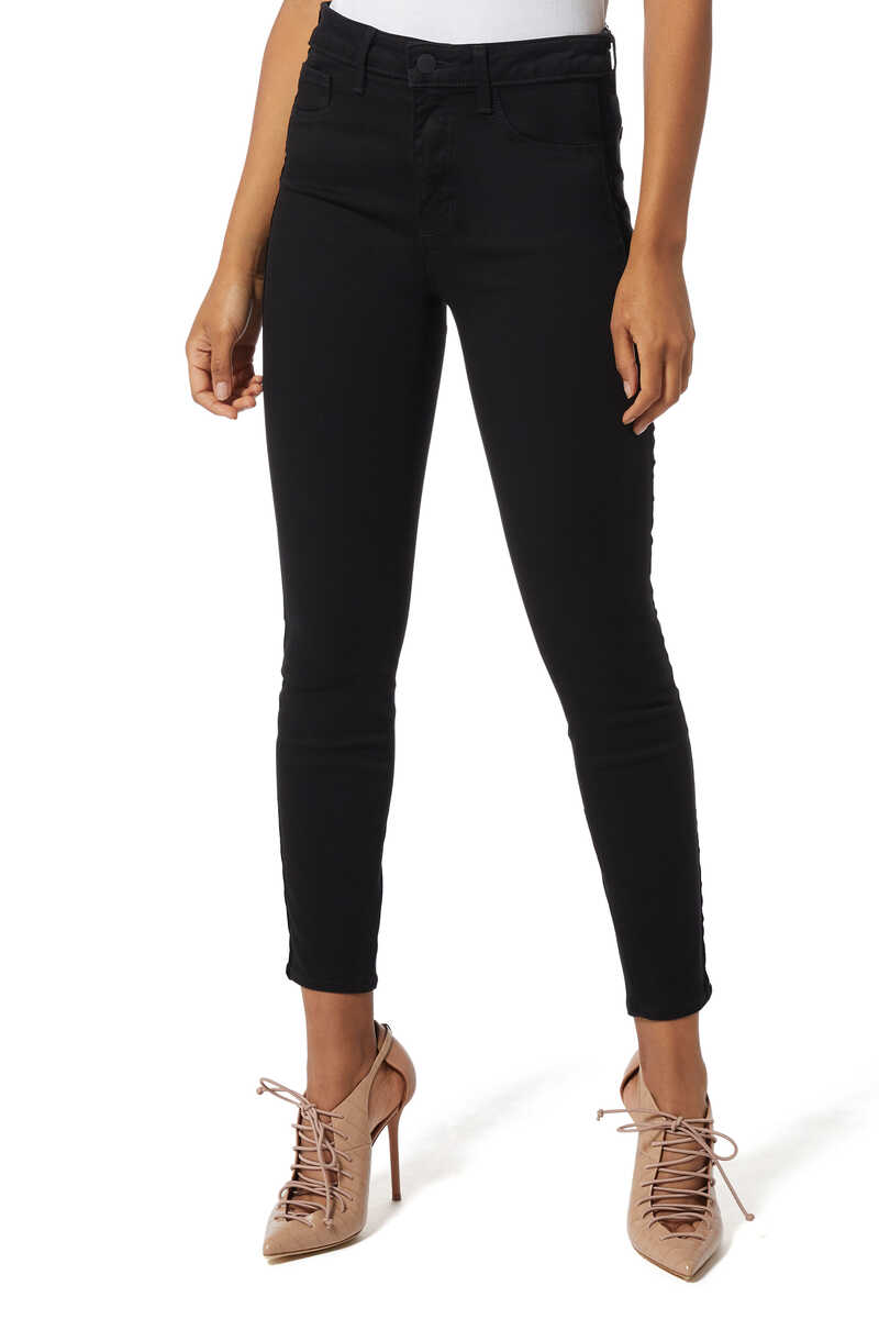 Margot Tuxedo Slim Jeans image number 1