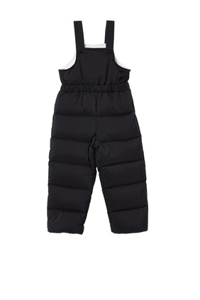 Padded Overall Trousers
