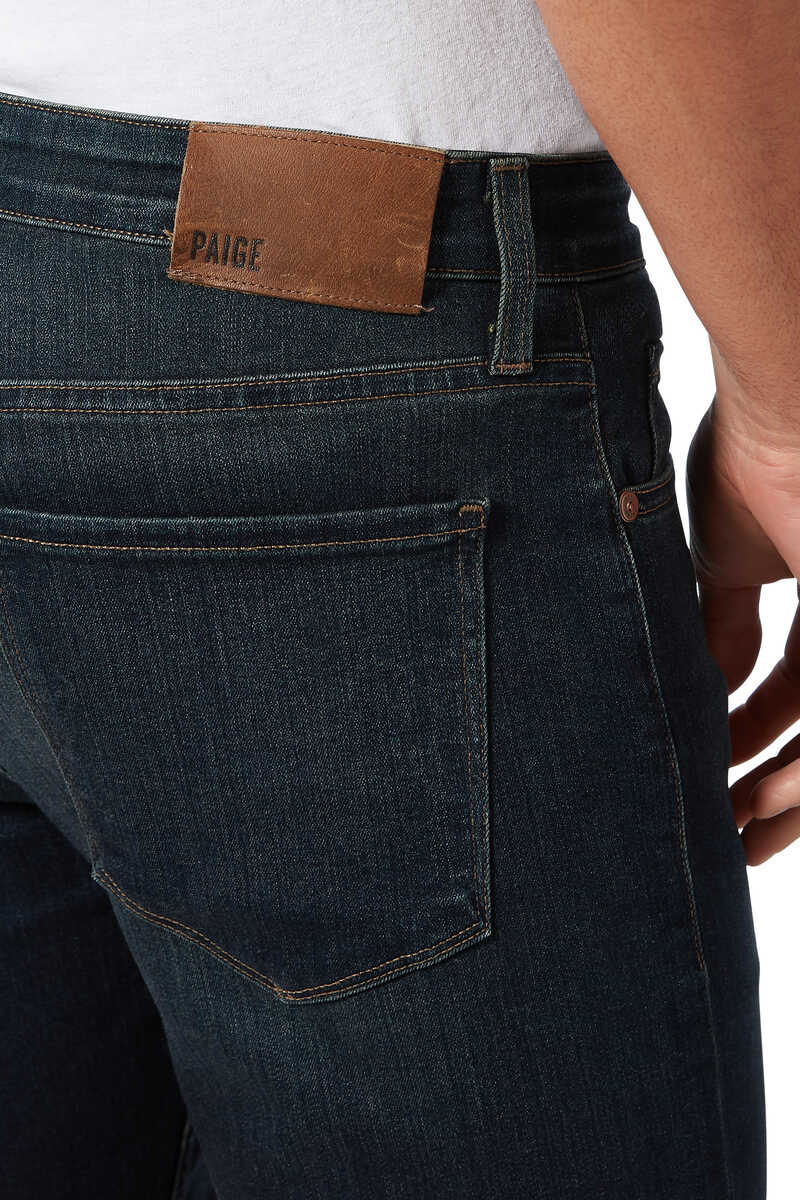 Lennox Cellar Slim Straight Jeans image number 4