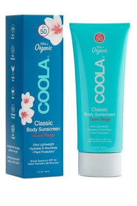 Guava Mango – Classic Body Organic Sunscreen Lotion SPF50