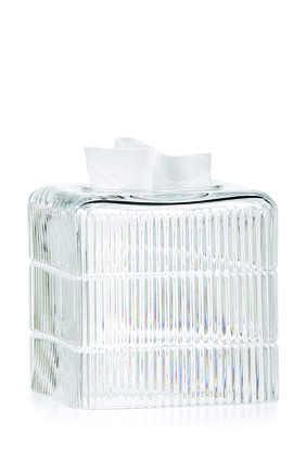 Prisma Clear Tissue Holder