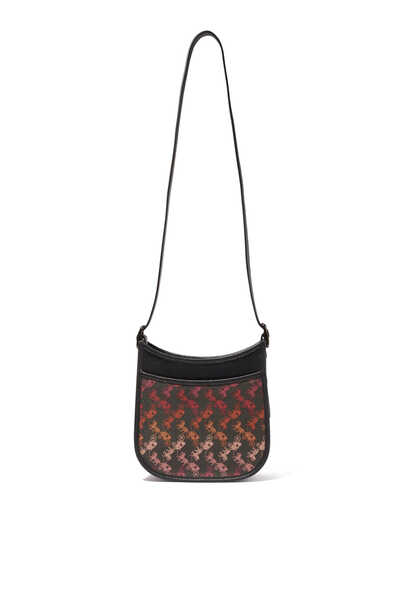Emery 21 Horse and Carriage Print Bag