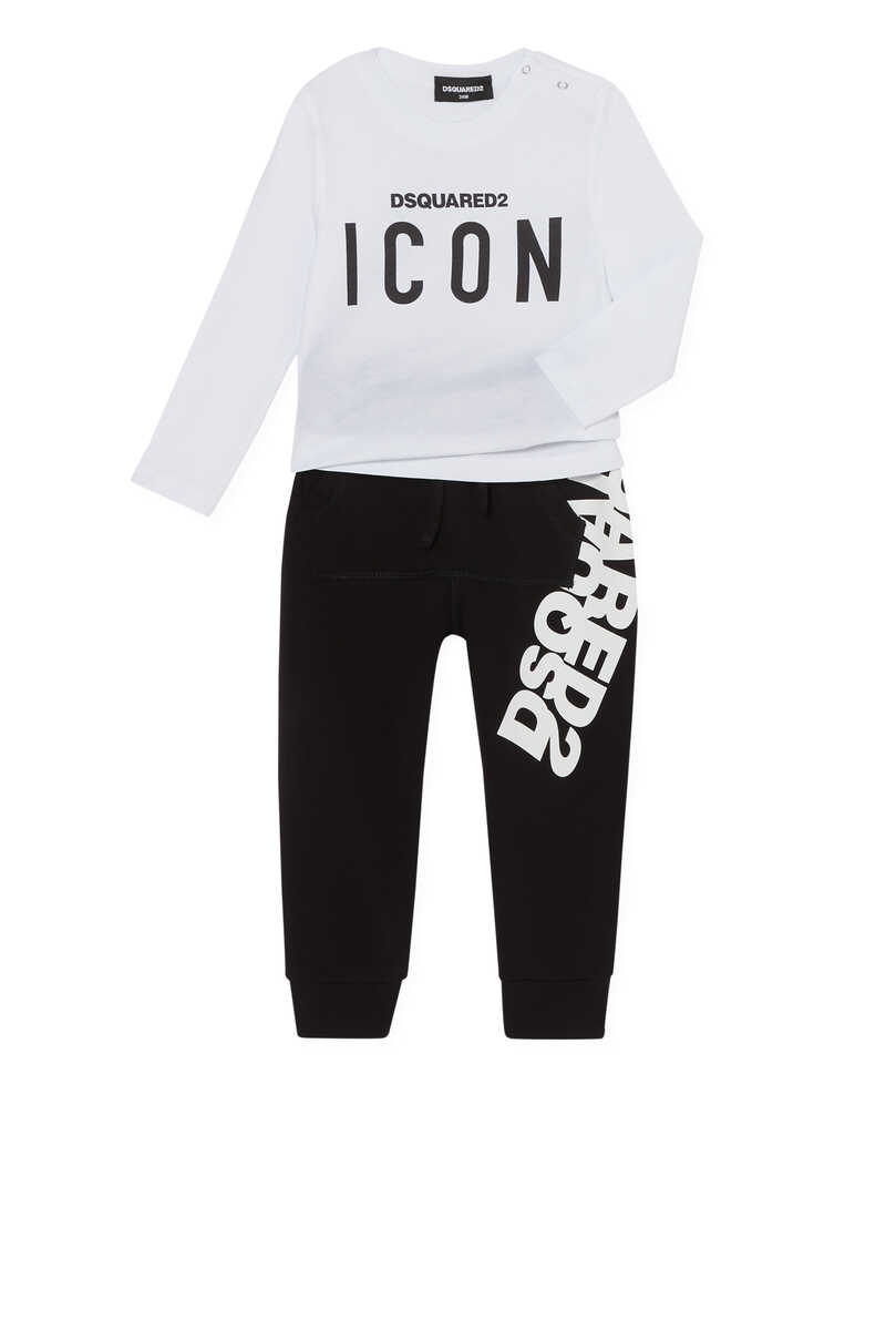 Icon Long-Sleeved T-Shirt image number 2
