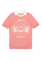 Gucci Disk Print Dress
