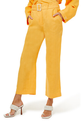 Aerin Cotton Trousers