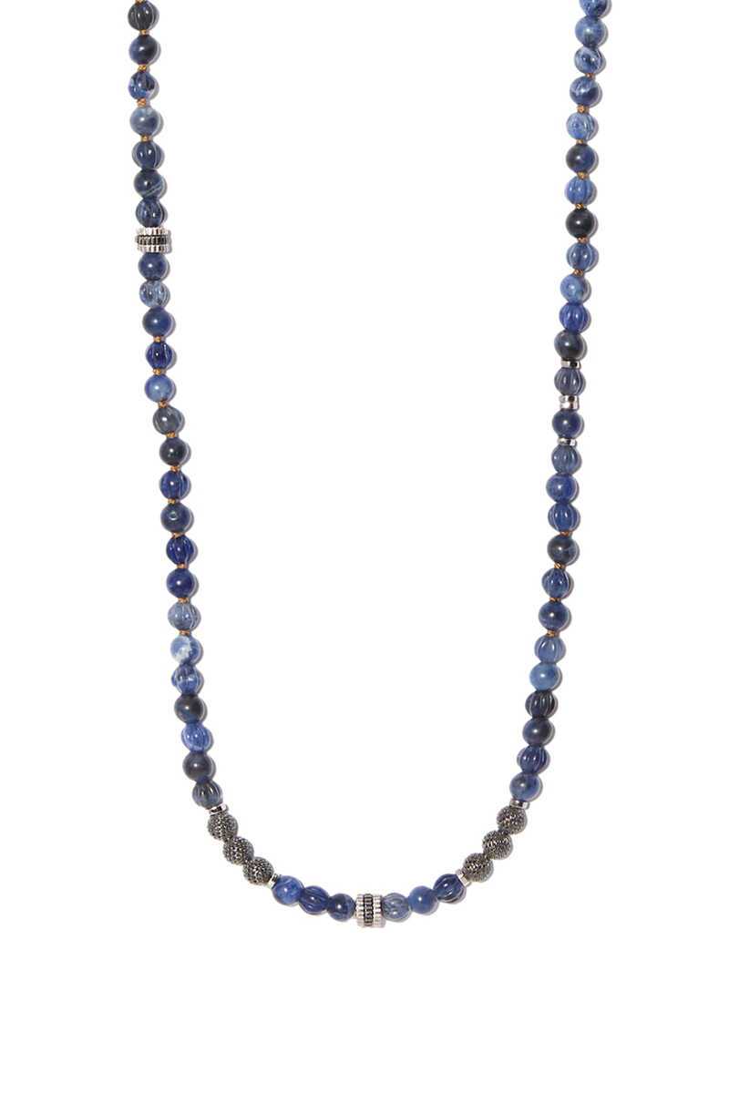 Sodalite Formentera Necklace image number 2