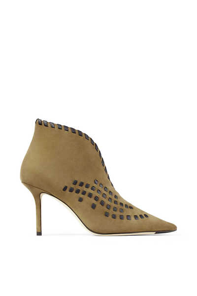 Savi Suede Nappa Ankle Boots