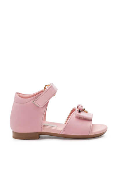 Vernice Leather Sandals
