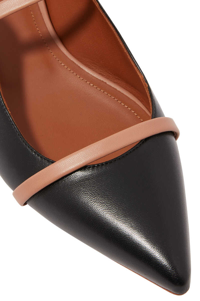 Maureen Leather Flats image number 4