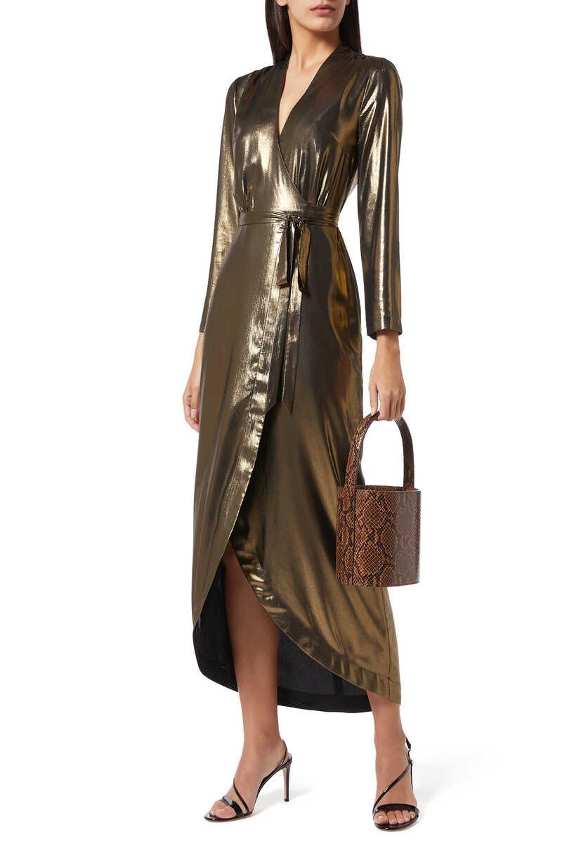 Reliah Wrap Dress image number 2