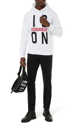 Icon Hooded Sweatshirt