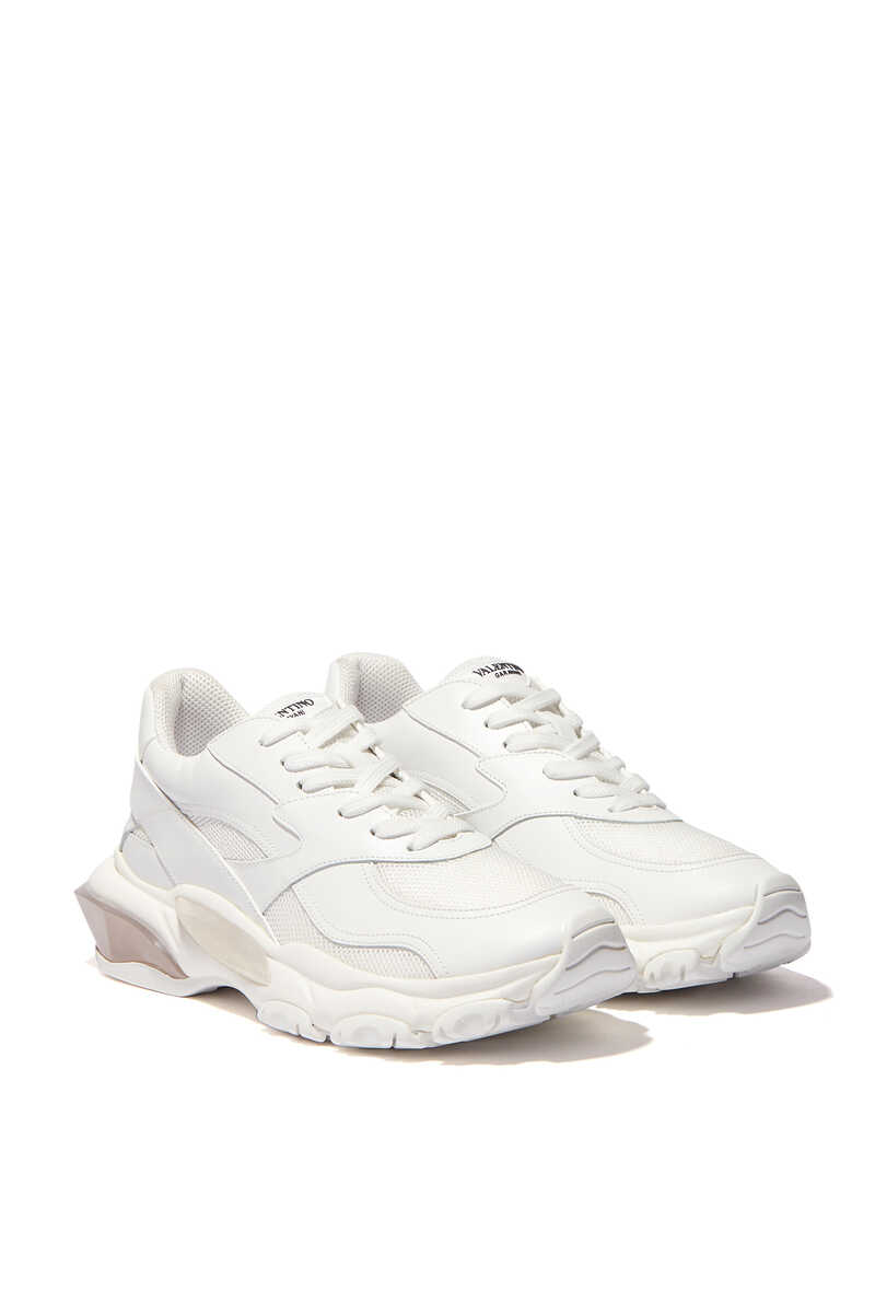 Valentino Garavani Bounce Chunky-Sole Sneakers image number 1
