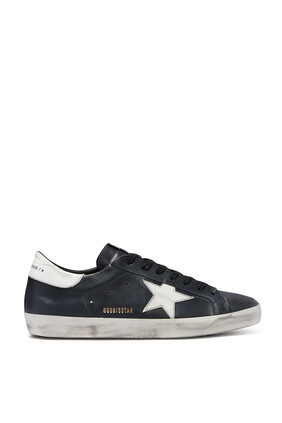 Super-Star Cowhide Leather Sneakers