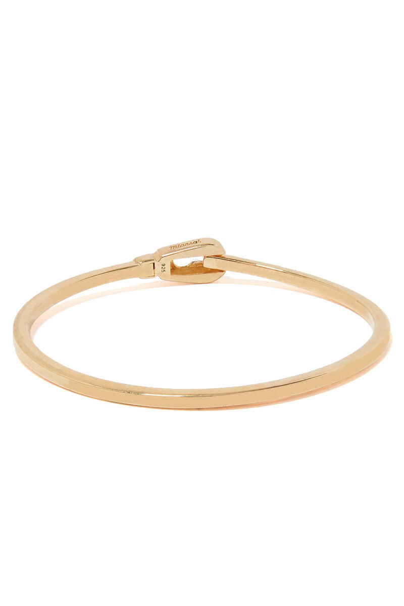 Gold Vermeil Helix Cuff image number 3