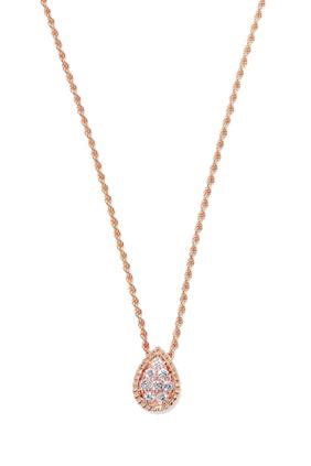 Serpent Bohème Diamond Pendant Necklace
