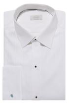Contemporary Fit Plissé Shirt
