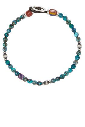 Chrysocolla Beads Bracelet
