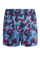 Camouflage Print Boxer Brief