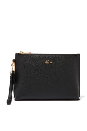 Charlie Leather Pouch