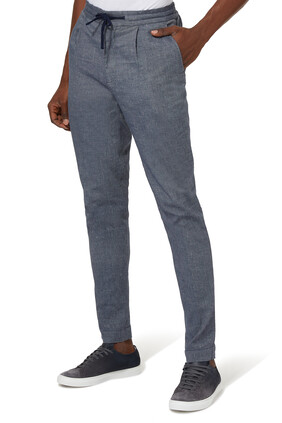 Carrot Fit Cargo Trousers