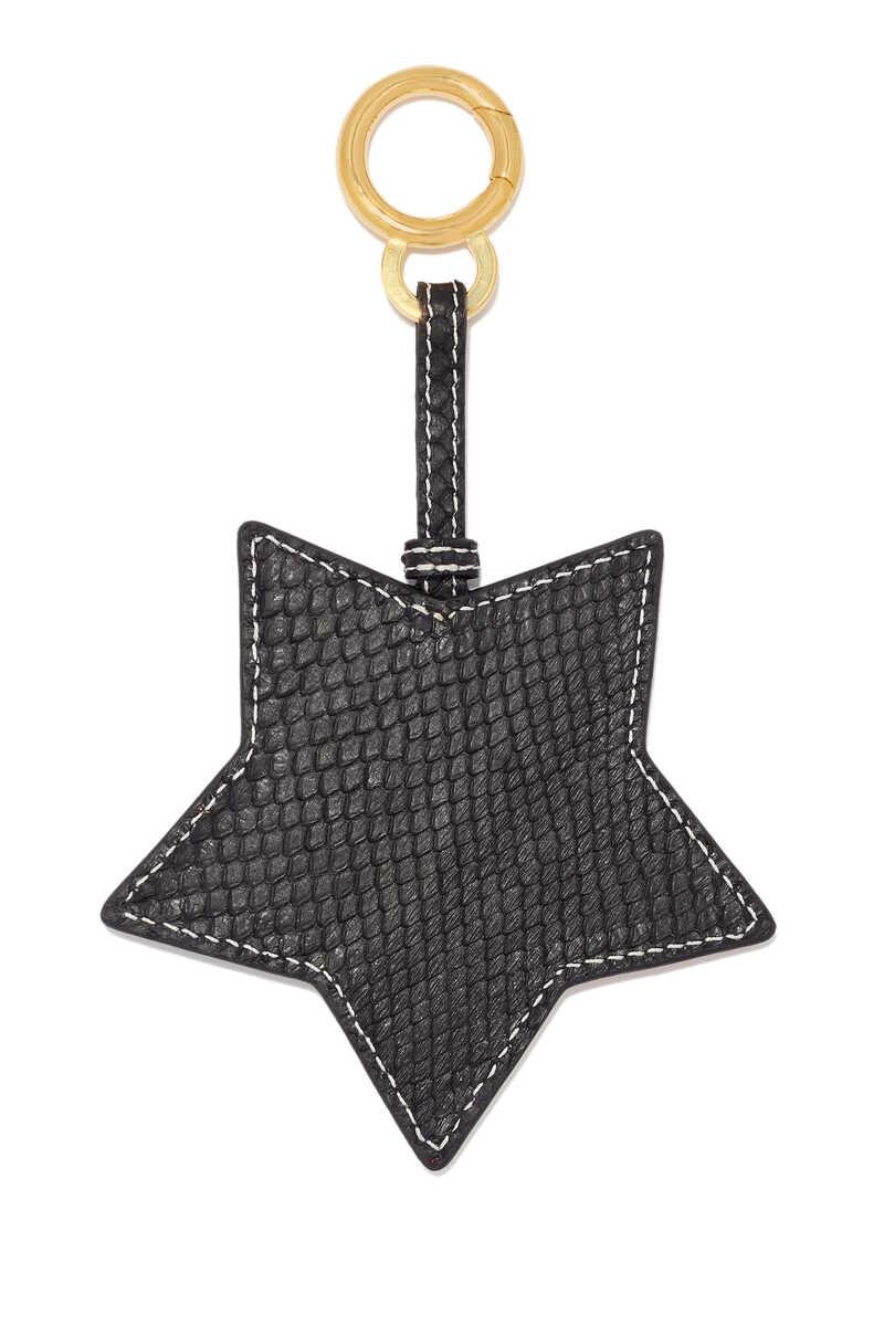 Arabian Star Python Mini Keychain image number 2
