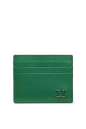 Valentino Garavani Mini VLogo Signature Card Case
