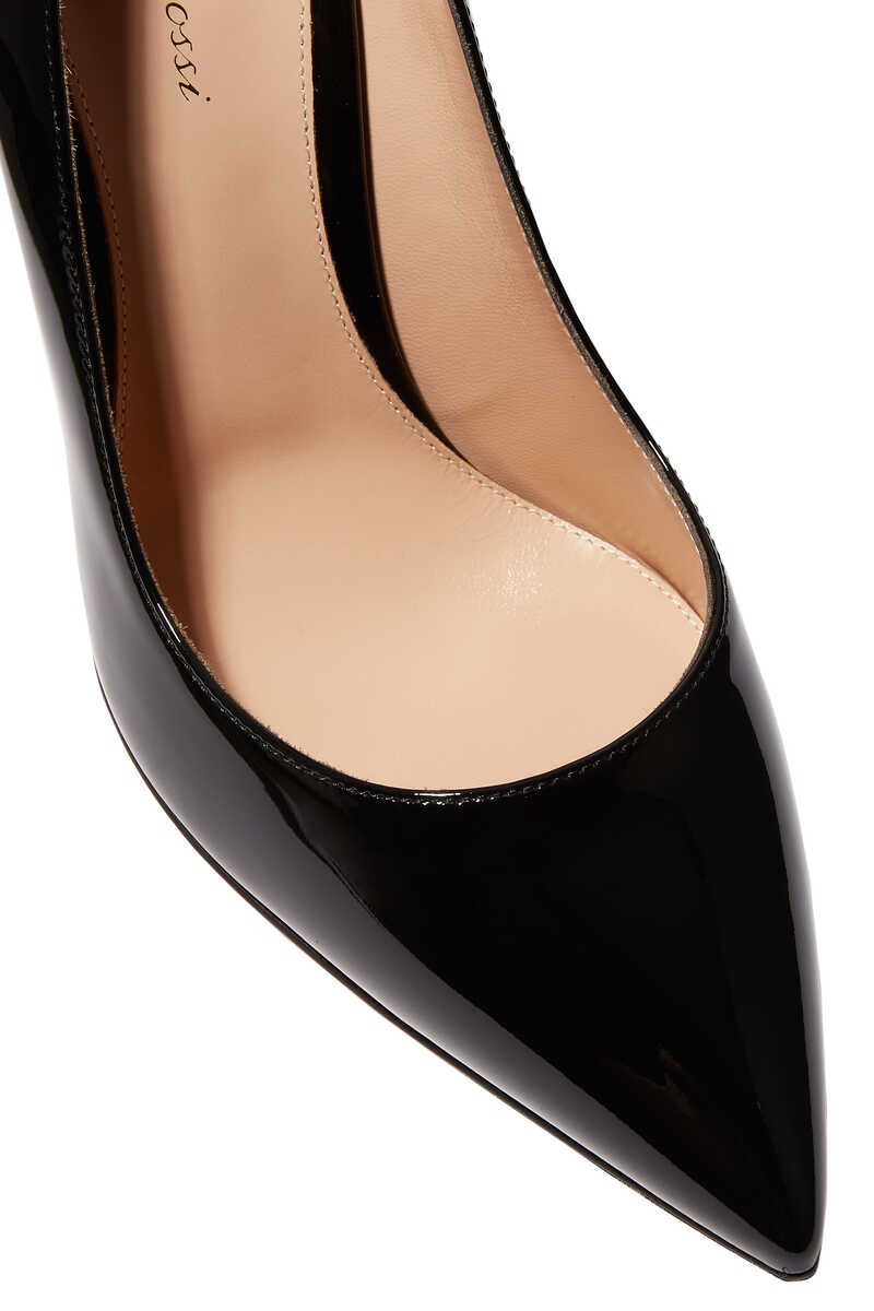 Patent Leather 105 Pumps image thumbnail number 4
