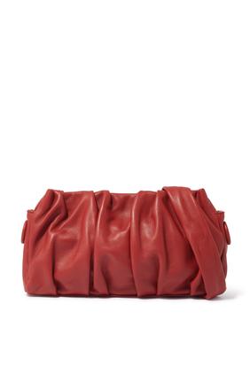 Vague Leather Shoulder Bag