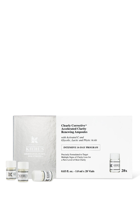 Clearly Corrective Accelerated Clarity Renewing Ampoules