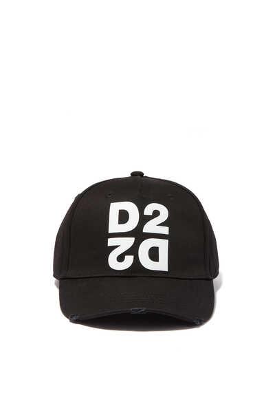 D2 Print Baseball Cap