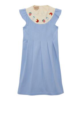 Cotton Fruit Dress