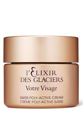 l'Elixir des Glaciers - Votre Visage Cream