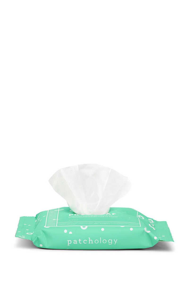 Clean AF Facial Cleansing Wipes (1 Pack) image number 1