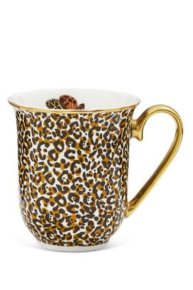 Creatures of Curiosity Leopard Mug