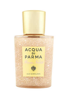 Rosa Nobile Shimmering Oil