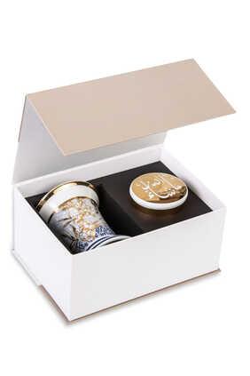 Kunooz Mubkhar and Trinket Box Gift Box