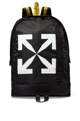 Arrows Canvas Backpack