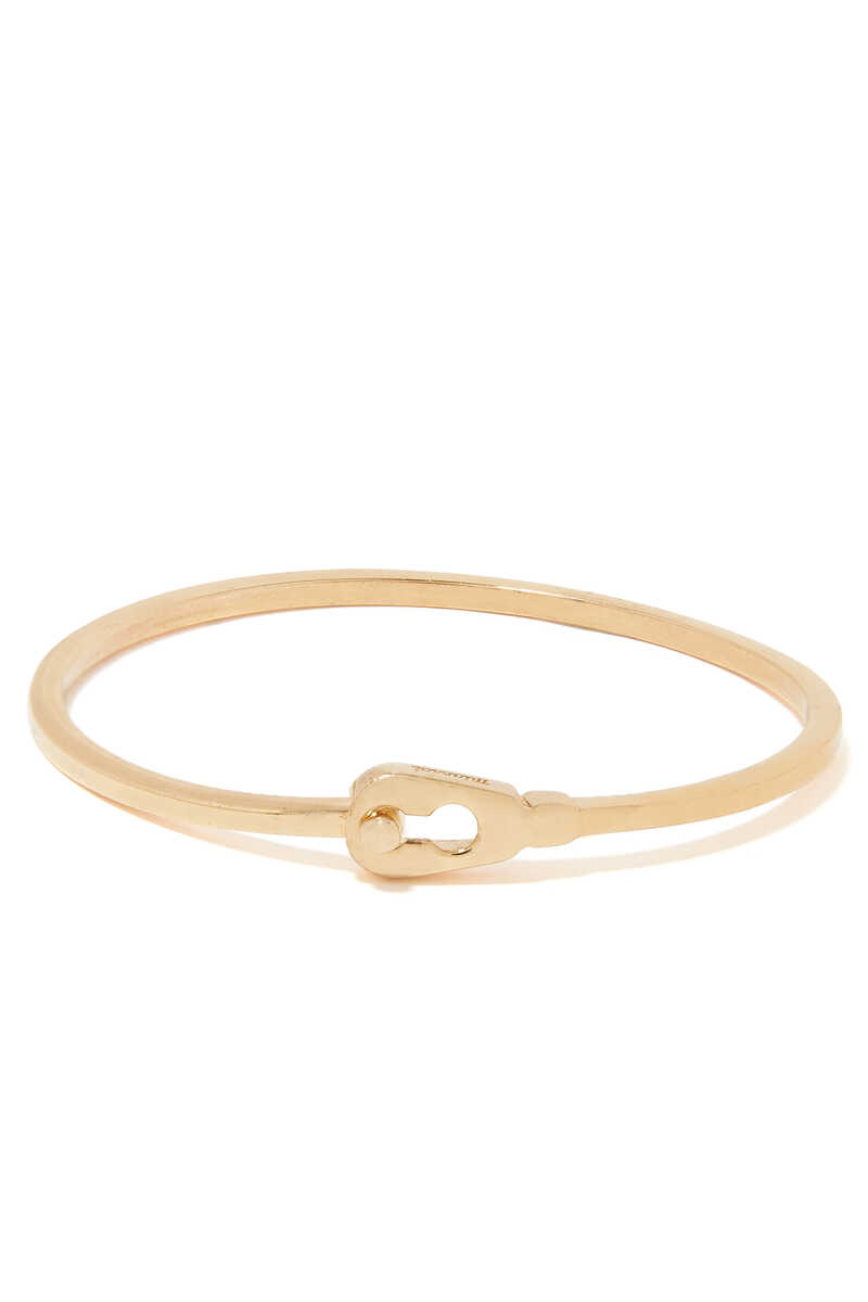Gold Vermeil Helix Cuff image number 1