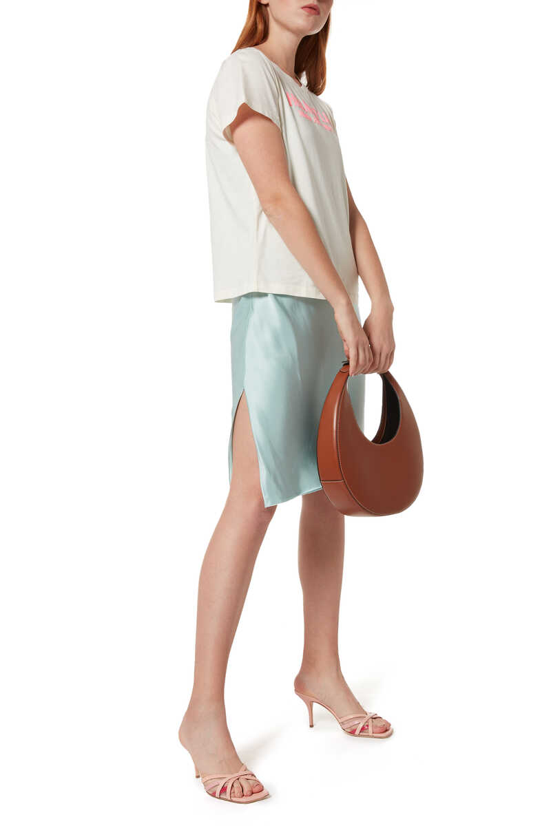 Asymmetric Slip Dress image thumbnail number 2