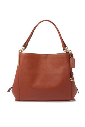 Dalton Shoulder Leather Bag