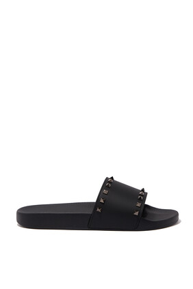 ROCKSTUD SLIDE:Navy    :41