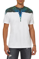 Wings Cotton T-Shirt