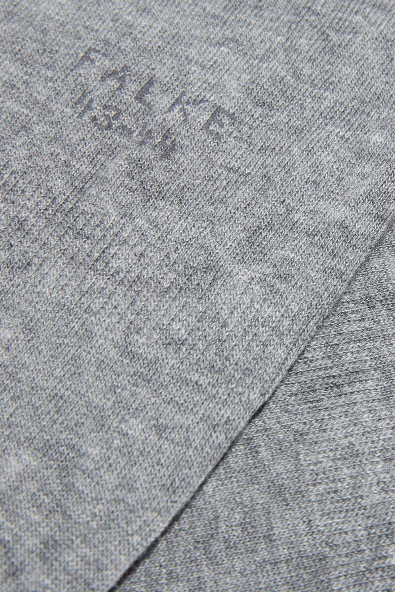 Light-Grey Step Socks image number 3