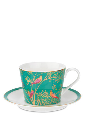 Chelsea Collection Tea Cup & Saucer