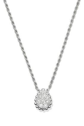 Serpent Bohème XS Motif Diamond Pendant