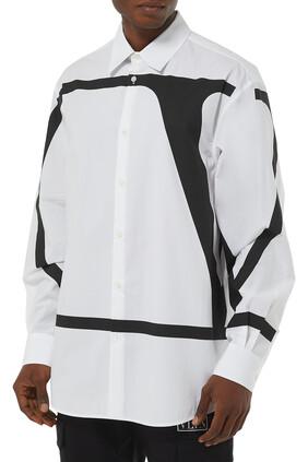 VLogo Poplin Shirt