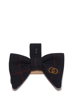 Double G Bow Tie